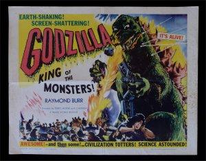 Godzilla returns to Campo