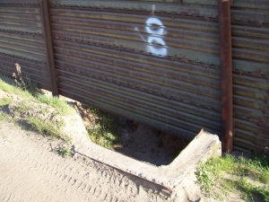 Hole #8?