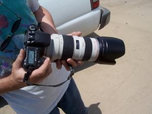 Sky Shooter's Camera
