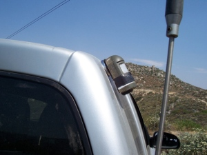Moveable magnetic mounted motion sensor