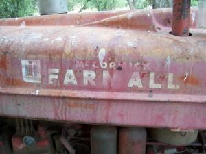 1946 Farmall