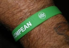 Ramos-Compean bracelet