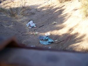 Illegal environmental impact