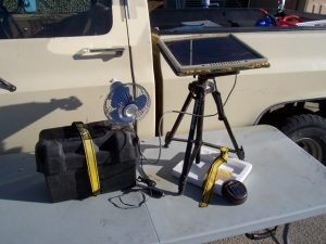 Mobile power station