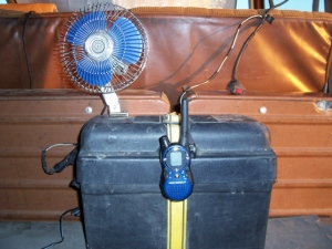 Interior power supply