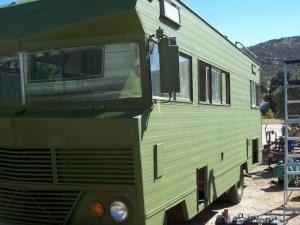 Mean green Mountain Minutemen machine