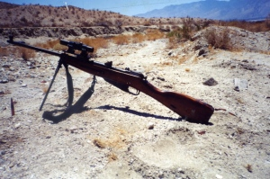 My Mosin Nagant scout project
