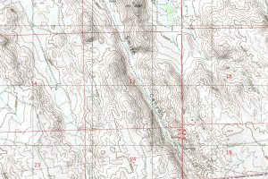 Smith canyon topo-http://www.digital-topo-maps.com