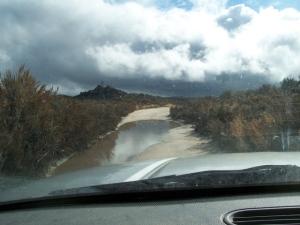 The road to Shangri la