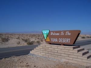 Yuha Desert