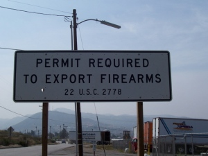 Permit required-Tecate POE