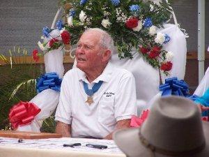 Oldest living Medal of Honor winner