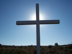 Agent Rosas Memorial Cross