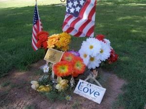 A Hero's grave