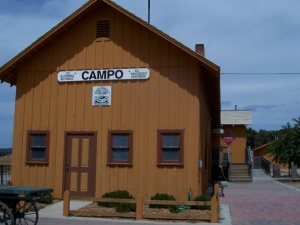 Campo Station and Museum