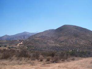 Little Tecate Peak