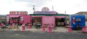 Another colorful Terlingua business
