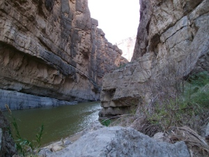 Deeper in Santa Elena Canyon