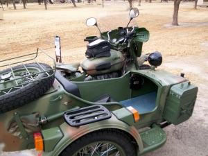Awesome Ural Patrol