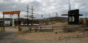 An interesting place in Terlingua