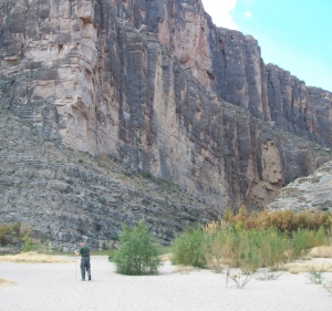 Headin toward the canyon