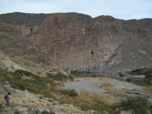 Boguillas canyon 1