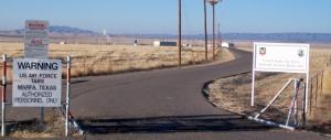 USAF Tethered Aerostat Radar Site