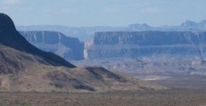 Our Destination- Santa Elena Canyon