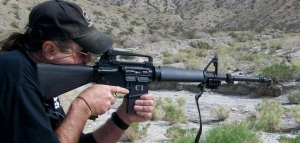 AR-15 (M4/XM177style)