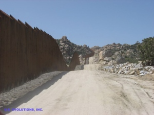 Border Fence 3-27-10