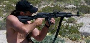 California legal (OLL-bullet button) AK-47