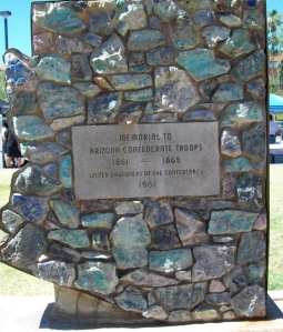 Monument to Arizona Rebels