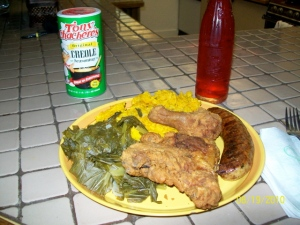 Juneteenth supper
