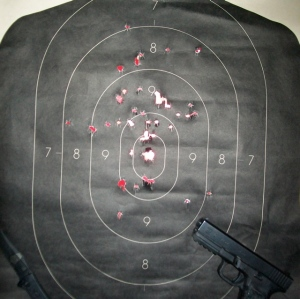 Qualification target 23JUL10