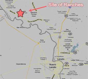 Laredo-ranches