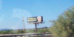Arizona billboard 2