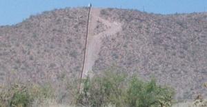 Border hilltop west of Lukeville