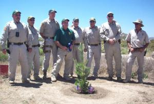 Carl Braun and The Border Patrol Auxiliary