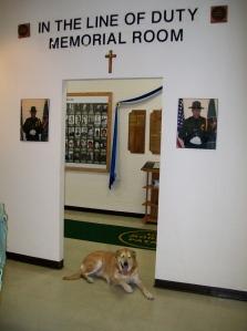 BP museum memorial room