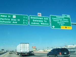 Juarez exit-No thanks, I'll pass