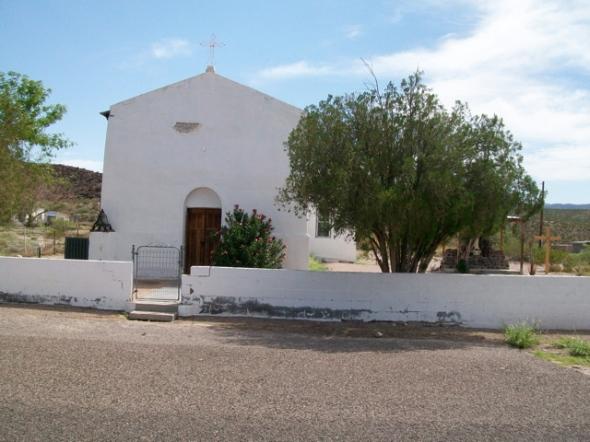Candelaria Catholic Church