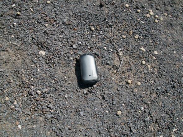 Cartel cell phone retreived