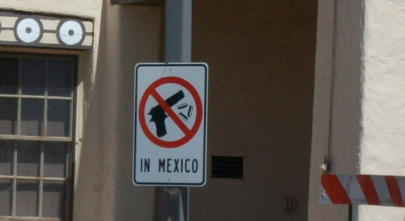 Naco 3- no guns??