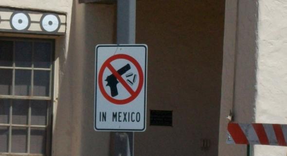 Naco 3- no guns??