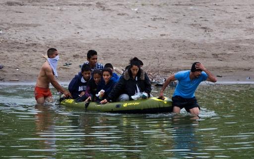 SBI-Rafting on the Rio Grande