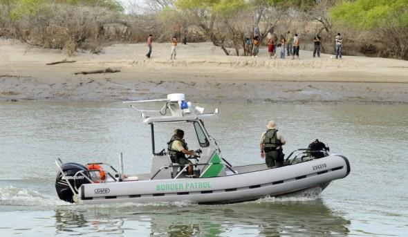 BP Boat Rio Grande