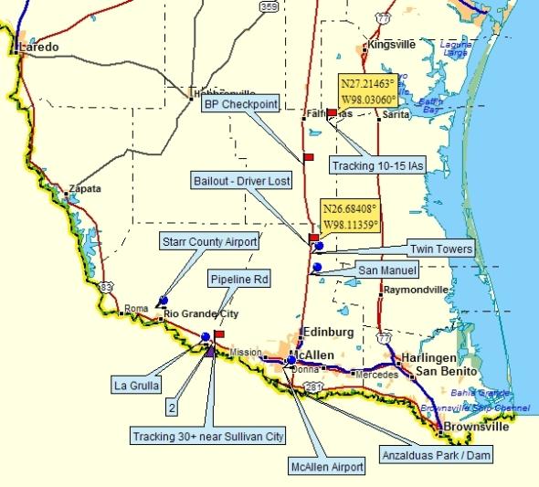 SBI TX MAP 8-24-14