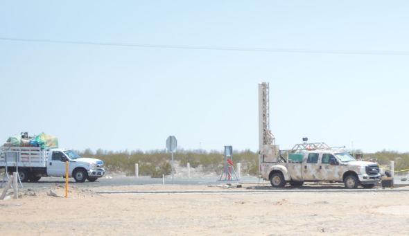 Mex checkpoint
