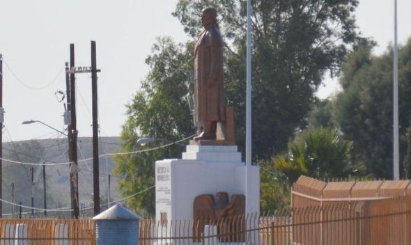 Morelos Statue