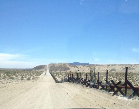 Yuha Border